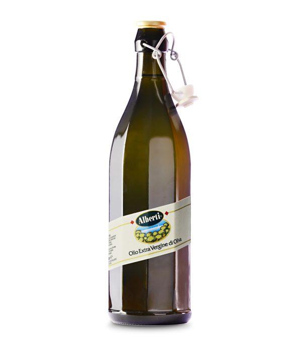olio extra vergine di oliva italiano tappo ermetico