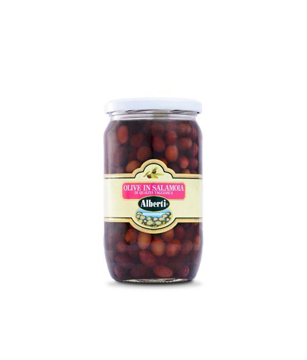 olive cultivar taggiasca in salamoia 700 gr