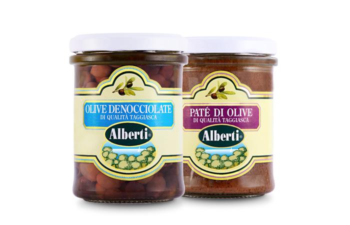 alberti olive e patè di olive