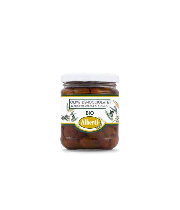 olive denocciolate riviera bio 170gr