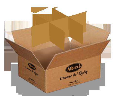 scatola vasetti