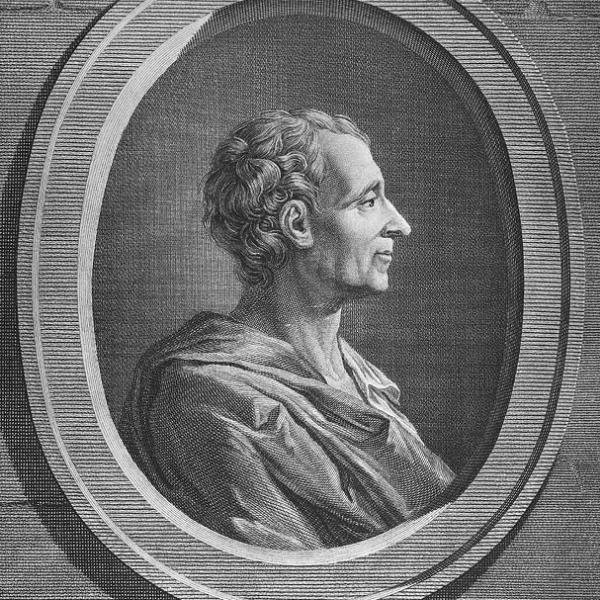 Charles barón de montesquieu